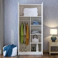 Functional Bedroom Furniture Wardrobe Bedroom Furniture Home Furniture Panel Wood Wardrobe