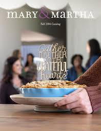 mary u0026 martha fall 2016 catalog by mary u0026 martha issuu