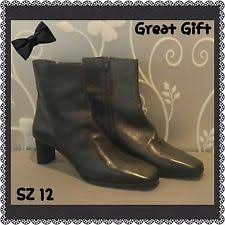 womens boots size 12 ww womens size 12 leather boots ebay