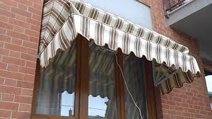 tende e tendaggi torino tenda capottina motorizzata somfy con tessuto par罌 tempotest m f