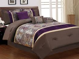 nursery beddings purple black and silver bedding also purple and