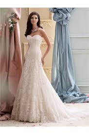 wedding dress a line a line wedding dress lace biwmagazine