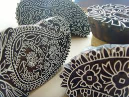 Block Print Wallpaper Printing Block