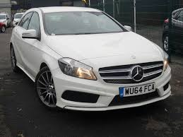 mercedes amg 64 used 2014 64 mercedes a class a180 cdi amg sport 5dr in