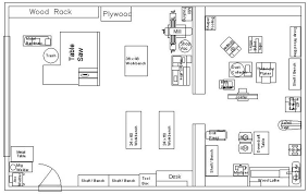 workshop layout planning tools home woodworking shop layouts excellent orange home woodworking