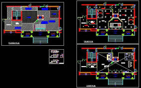 Reception Desk Cad Block Reception Waiting Area Layout Flooring And Ceiling Design Plan