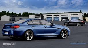 2013 bmw m6 gran coupe 2013 bmw m6 gran coupe visualized in renderings