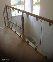 Handrails And Banisters For Stairs Glass Balustrade Panels With Brackets 63 Bloem Street