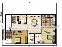 Vastu Shastra Bedroom In Hindi Vastu Model Floor Plans For North Direction
