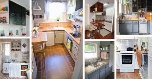 how to use space in small kitchen 30 best small kitchen decor and design ideas for 2021