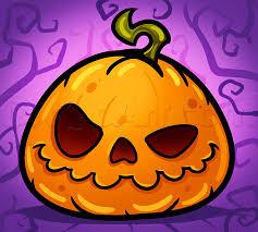 how to draw a kawaii pumpkin step by step halloween seasonal