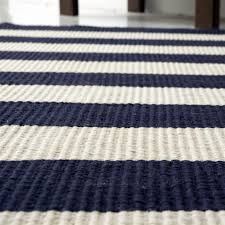 Black White Striped Rug 29 Best Navy And White Striped Rug Images On Pinterest Striped
