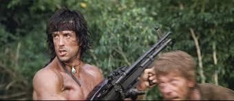 film rambo tribute movie guns of sylvester stallone 1975 1985 range365