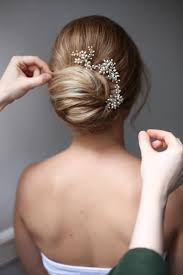 bridal hair bun 5 absolutely gorgeous wedding hairstyles the content