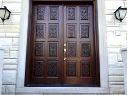 front doors mahogany solid wood front entry door double wood