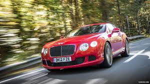 bentley continental wallpaper 2013 bentley continental gt speed st james red front hd