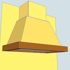 fabriquer hotte cuisine construire une hotte de cuisine cethosia me