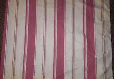 Red And White Striped Curtain Pottery Barn Striped Shower Curtains Ebay