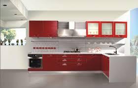 kitchen black and white elegant design with table modern loversiq