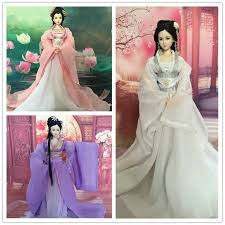 chinese ancient costume clothes for 1 6 jointed 29cm kurhn ob27