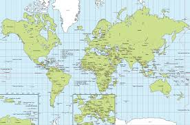 Blank World Map With Latitude And Longitude by World Map With Latitude And Longitude Roundtripticket Me