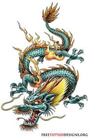 new chinese dragon and tiger tattoo design photo 2 2017 real