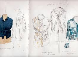 fashion sketchbook dress design development with fashion