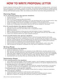 template for writing a business proposal boblab us