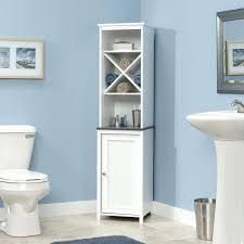 Freestanding Bathroom Furniture Cabinets Freestanding Bathroom Furniture Light Blue Tile Vanity
