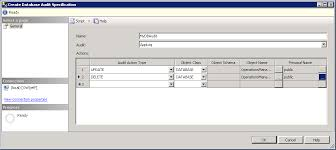 Sql Server Audit Table Changes Using Sql Database Audits For Change Detection Jeff S