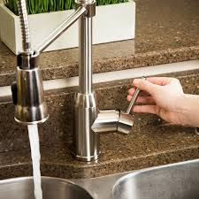 Pacific Sales Kitchen Faucets Pacific Bay Rainier Coil Pull Down Kitchen Faucet Beautiful