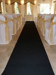 black aisle runner white carpet aisle runner uk meze