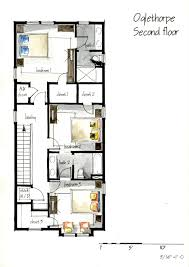 house design plan townhouse elevation plans elevatio hahnow
