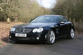 used 2005 mercedes benz sl for sale in tamworth pistonheads