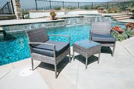 patio furniture with pallets outdoor pallet deck furniture tutorial outdoor patio furniture
