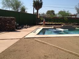 planting u201d u201cgrass u201d in the backyard diy in the desert