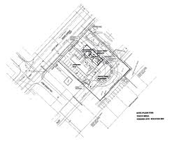 Commercial Building Plans Taco Bell Plans Grand Avenue Location U2014 Cdinduluth