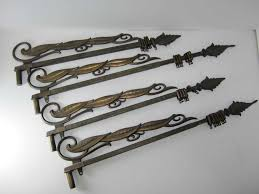 12 rod iron curtain rod designs all about home design