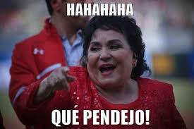 Carmen Salinas Meme Generator - cuando alguien se cae enfrente de ti 17 memes de carmen salinas