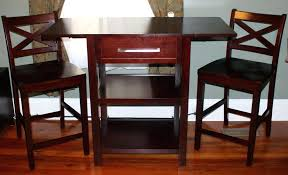 small kitchen table with bar stools target bar tables bar stool bar table with stools target threshold