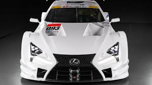 lexus lc mark ronson sharp edged 2017 lexus lc 500 ready to race in japan