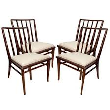 Contemporary Dining Room Chair T H Robsjohn Gibbings Dining Room Chairs For Widdicomb From