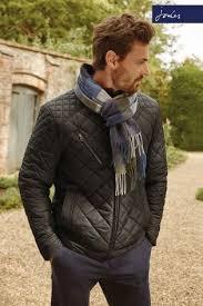buy biker jacket buy joules black myers quilted biker jacket from the next uk online shop