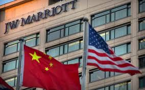 Taiwan Country Flag China Shuts Down Marriott Website For A Week After Hotel Chain
