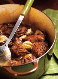 ricardo cuisine mijoteuse recette de ricardo d agneau braisé à l ail recettes