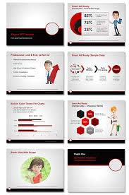 professional power point template 23 business professional