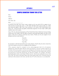 Letter Of Contribution Sample 100 Thank You Letter Format Sample 12 Donation Request