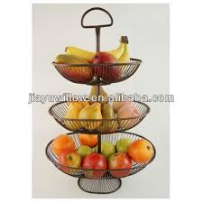 cheap fruit baskets cheap 3 tier metal wire fruit baskets buy metal basket 3 tier