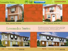 camella homes dumaguete single attached camella series cebu 8
