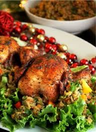 creole cornish hens with rice dressing cornish hens hens and